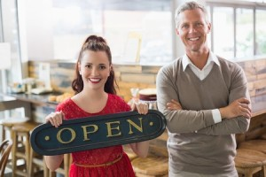 New business open