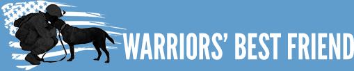 Warriors' Best Friend logo